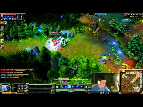 League of Legends (2) Live : Ich bin so Geil