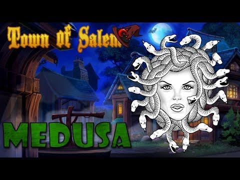Medusa End Game | Coven Ranked Practice | Town of Salem W/Wahooz