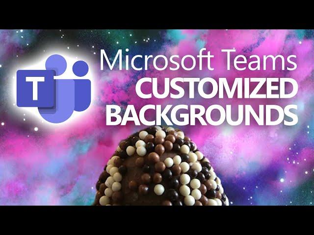 Microsoft Teams achtergrond aanpassen