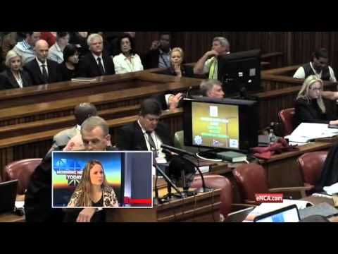 Analysis of media coverage of the Pistorius trial