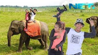 Ibaf Fabi - Shooting NET TV ( INDONESIA BAGUS )