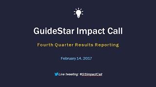 GuideStar Impact Call
