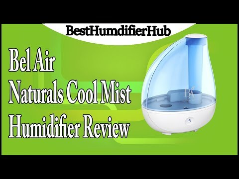Bel Air Naturals Cool Mist Humidifier Review