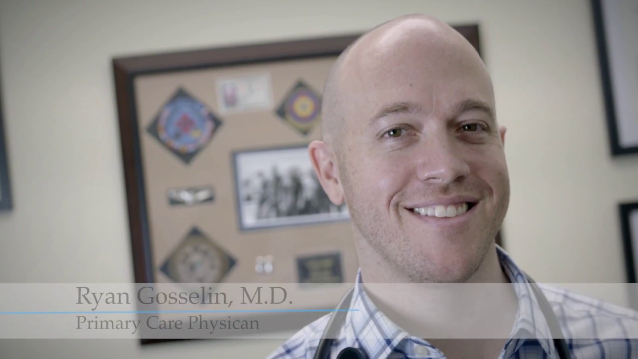 Ryan Gosselin, M D , North Shore Physicians Group, Lynn