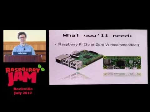 Retro Game Emulation on the Raspberry Pi - Jason Allen