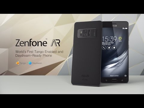 Asus ZenFone AR Review Videos