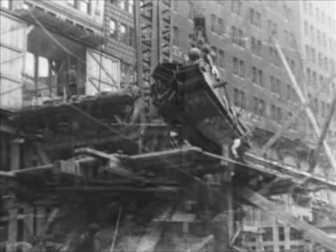 Construcción Empire State Building
