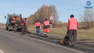 В Пензенской области близится к завершению ремонт дорог