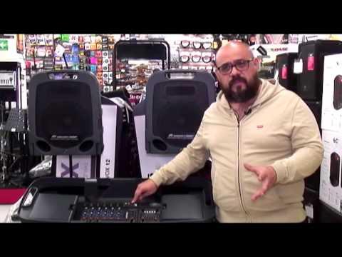 Peavey Escort 3000- Review en español