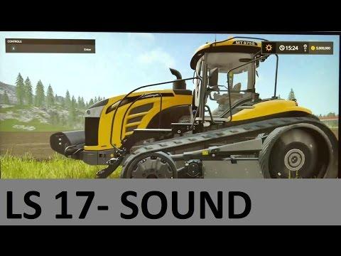 LS 17 Sound - Landwirtschafts-Simulator 17