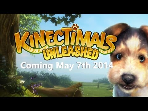 FREE Kinectimals: Unleashed | Official Launch Trailer | EN
