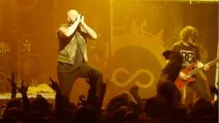 Soilwork - Spectrum of eternity, Live in New York 2013