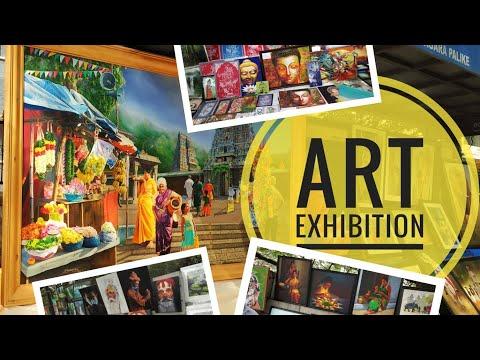 Chithra Santhe Bangalore 2020 | Chitrakala Parishath | Art Exhibition | Art Fair