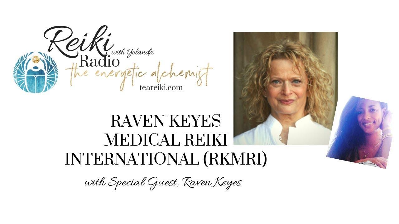 Videos — Raven Keyes Medical Reiki International