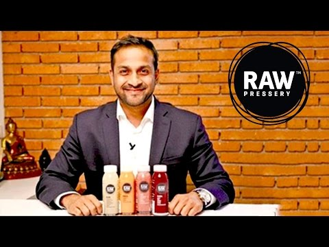 Anuj Rakyan Founder & MD Of Rakyan Beverages Talks About Raw