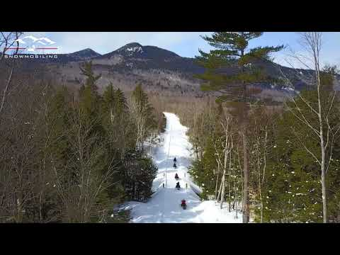 Northern Extremes Snowmobiling North Conway NH