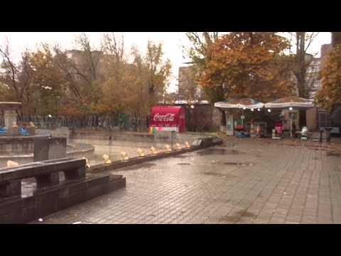 Ереван,ерород мас,золотая осень.