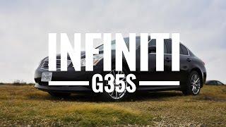 2008 Infiniti G35s Sedan In-Depth Review