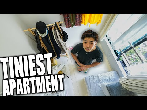 Inside Tokyo's TINIEST Luxury Apartment