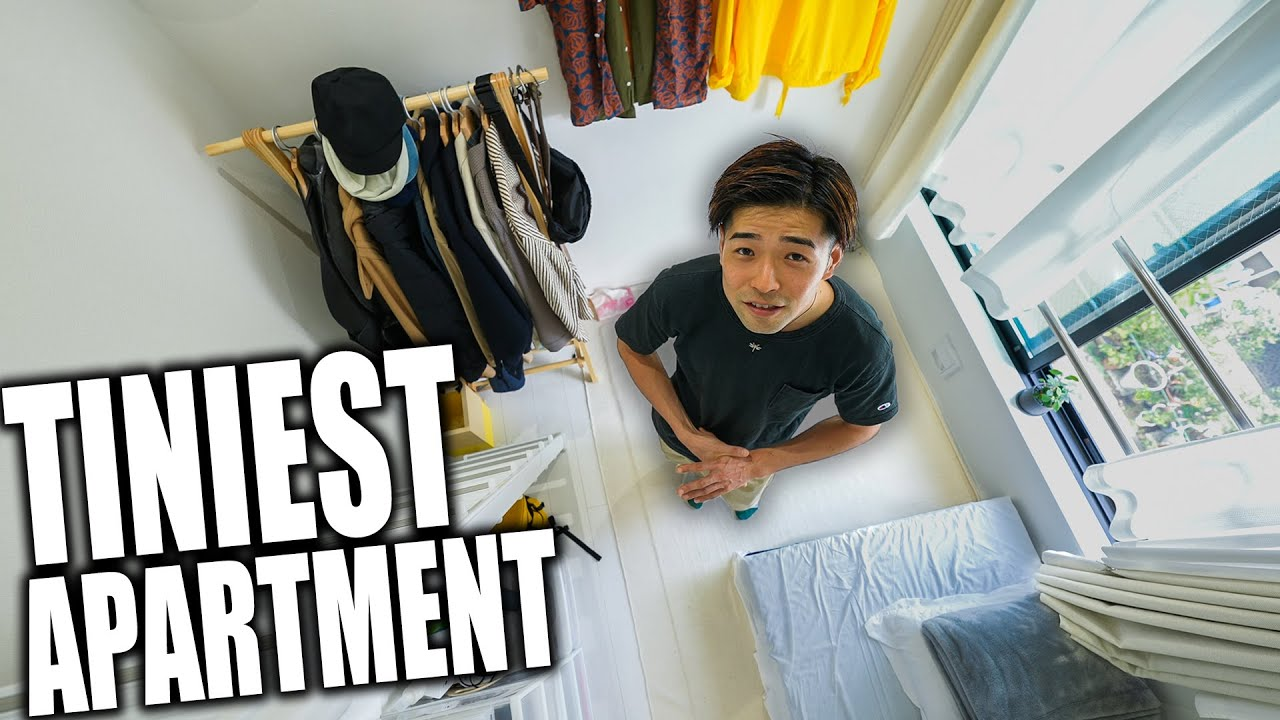 Download Inside Tokyo's TINIEST Luxury Apartment