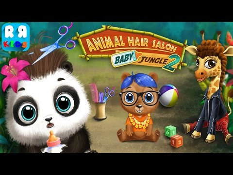 Baby Animal Hair Salon 2 - Jungle Style Makeover (By TutoTOONS) - New Best Salon for Kids