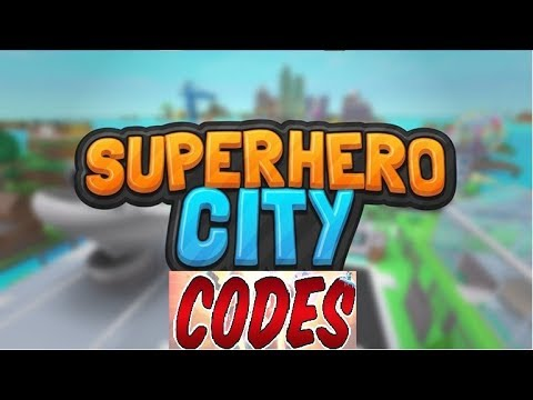 [GRAND OPENING] ⚡🎉 Superhero City *All* CODES