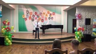 Выпускной концерт 'Для себя' лицеистов 4'А' 22 мая 2015