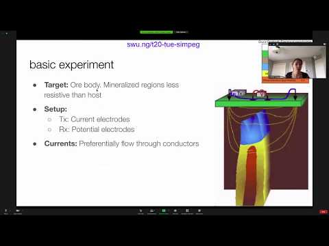 Tutorial: Geophysical Inversion in SimPEG