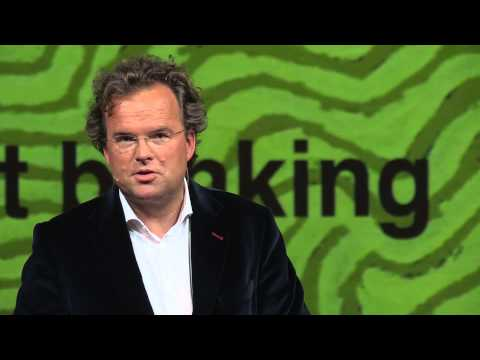 Banks need serious heart surgery | Thierry Sanders | TEDxHaarlem