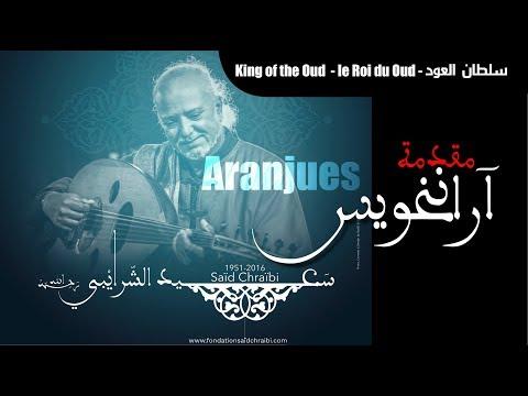 Said Chraibi playing Aranjuez سعيد الشرايبي يعزف  أرانخويس
