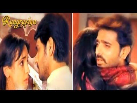 Rudra & Paro FINALLY CONFESSES LOVE & ROMANCES in Rangrasiya 4th June 2014 FULL EPISODE HD