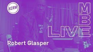 "Robert Glasper performing ""Butterfly"" live on KCRW ft. Terrace Martin"