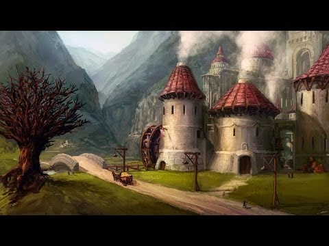 Medieval Music - Cobblestone Village