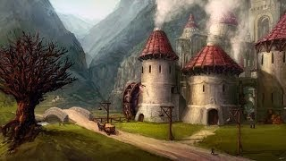 Medieval Music - Cobblestone Village
