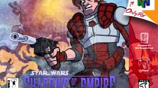 Star Wars Shadows of the Empire - Gall Spaceport Extended