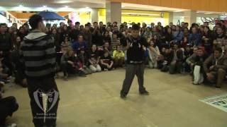 Final popping - Dauren vs Tilan | Play Battle 2013-SDK pre selection