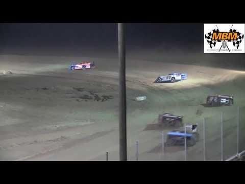 I-96 Speedway Fall Brawl Night One - UMP Late Models Heat 2