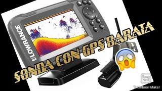 Unboxing SONDA LOWRANCE HOOK 2 4X con GPS| 🤑MUY BARATA🤑 | Carpfishing, Pesca vertical o Casting
