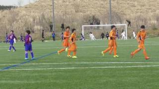 U-12ジュニアサッカーワールドチャレンジ2017 Jクラブ予選 清水エスパル...