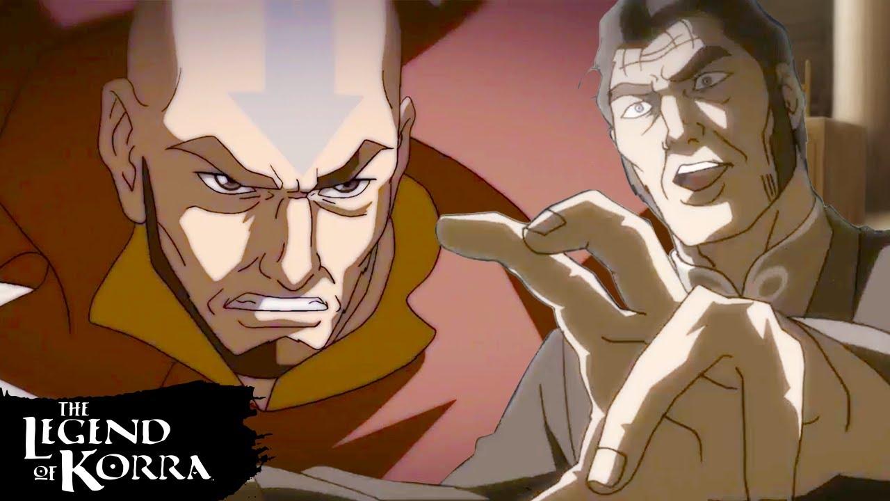 Download Avatar Aang vs. Yakone 🩸 Full Bloodbending Battle   The Legend of Korra