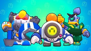 NEW RETRO NANI Gameplay Brawl Stars Season 2 SUMMER OF MONSTERS