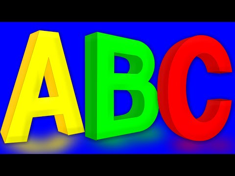 abc song for babies abc rhyme abc songs kindergarten learning preschool abc  kids tv