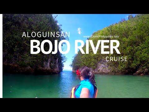 Bojo River Cruise at Aloguinsan Cebu Philippines - G Vlogs #4 (GoPro 4 Silver)