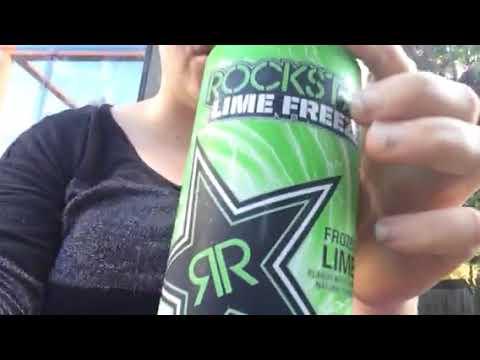 Rockstar Lime-freeze review
