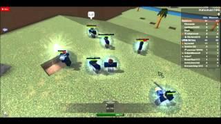 ROBLOX - United Recon Battalion: Practice Raid (URB Warzone)