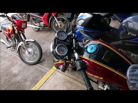 Rusi Motorcycles In The Philippines