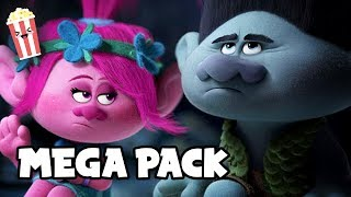 Trolls Movie Clips Mega Pack 2 ~ Kids' Movie Trailers at pocket.watch