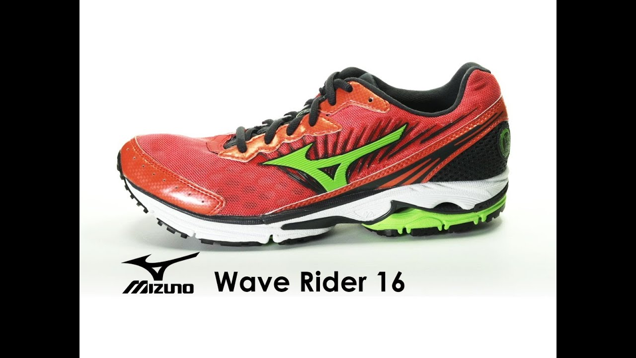mizuno wave rider 16 womens