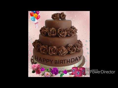 Happy Birthday To You Ji MUSIC GIF