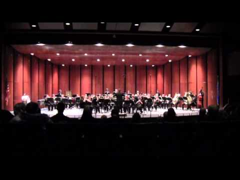 Shortcut Home - 2015 Intercollegiate Honors Band